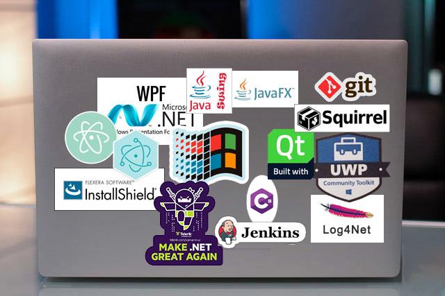 desktop app frameworks