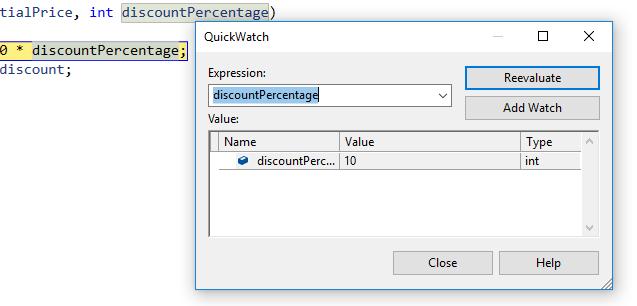 C# Debugging in Visual Studio 2019 Tutorial - Part 1