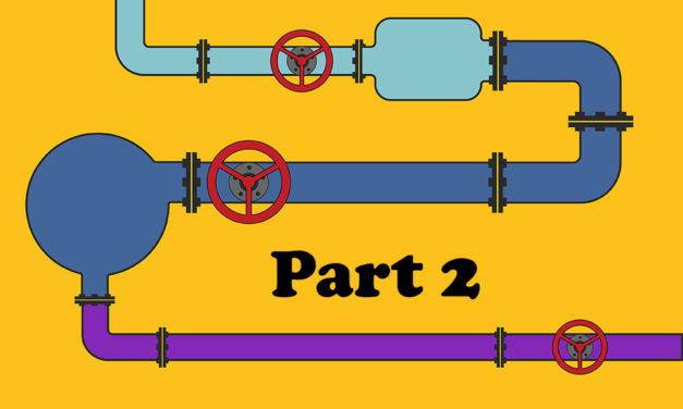 Pipeline with TPL dataflow
