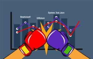 C# json serializers dotnet core 3