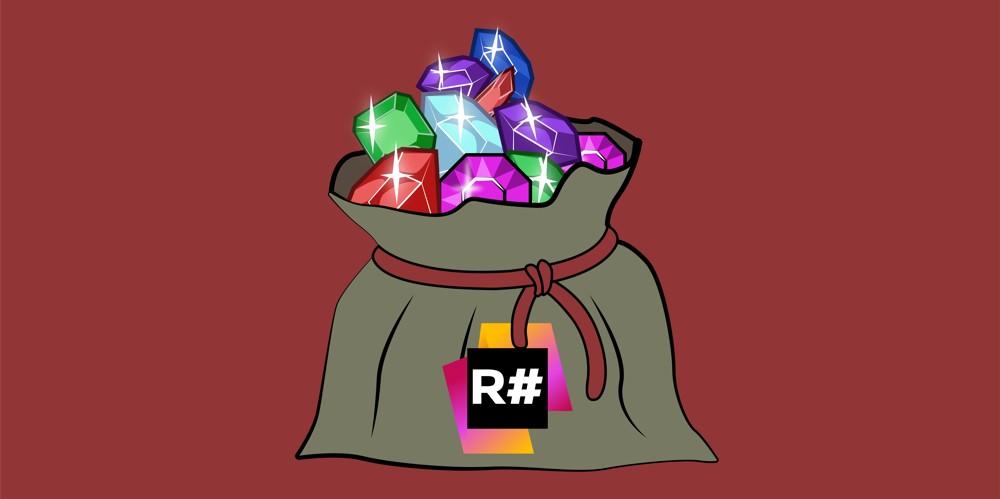 ReSharper productivity tricks